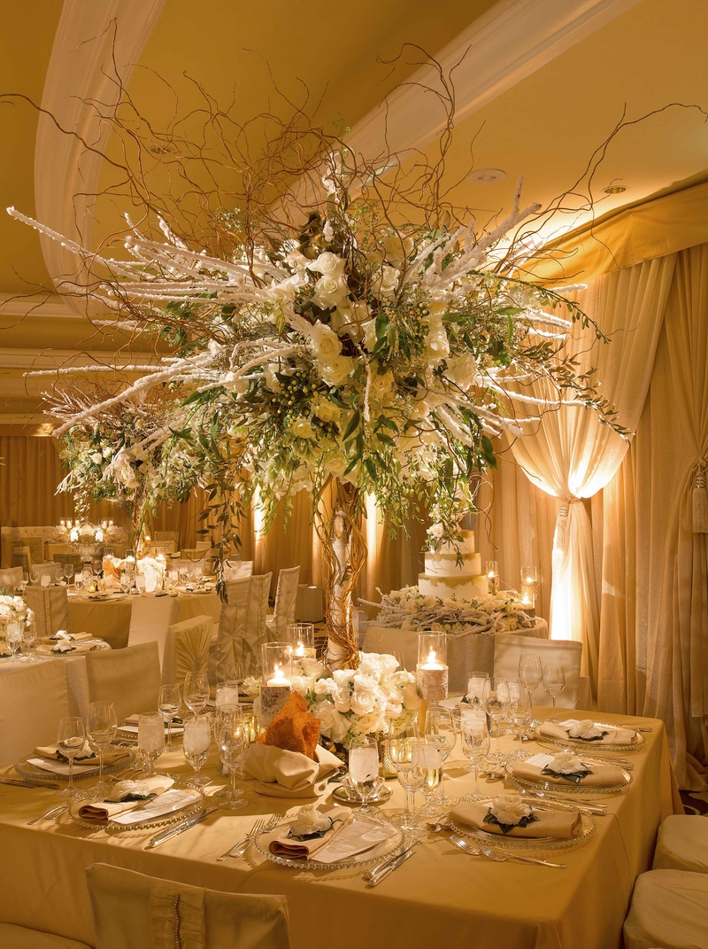 Wedding Table Center Piece